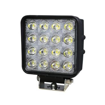16 LED Arbeitsscheinwerfer | 48 W | 60°
