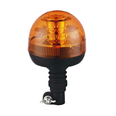 LED Rundumleuchte orange | 36 Watt