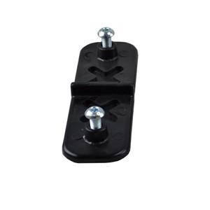 Zweifachverbinder für Fahr- und Bodenschutzplatten