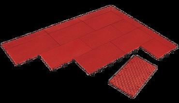 Elastikplatte 500x500x30 – Bild 1
