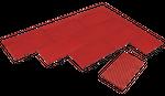 Elastikplatte 500x500x40 001