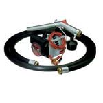 Elektropumpe - 40 l/min. - 24V - Automatik Zapfpistole 001