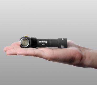 Stirnlampe Wizard v3 Magnet USB – Bild 10