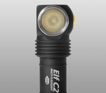 Stirnlampe Elf C2 Micro USB – Bild 4