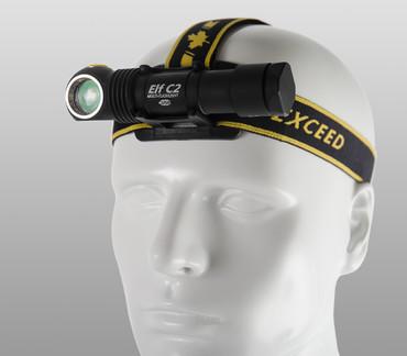 Stirnlampe Elf C2 Micro USB – Bild 8