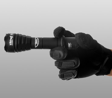 Taktische Taschenlampe Viking Pro V3 – Bild 8