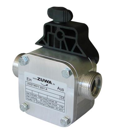 Impellerpumpe UNISTAR 2001-A mit Adapter für Bohrmaschine