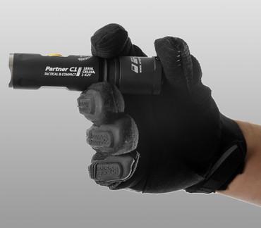 Taktische Taschenlampe Partner C1 Pro V3 – Bild 7