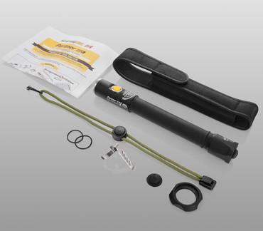 Taktische Taschenlampe Partner C4 Pro V3 – Bild 9