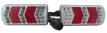 LED Anhänger Beleuchtungsset mit 1,5m Kabel