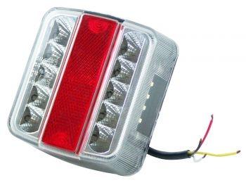 LED Anhängerbeleuchtung links mit 4 Funktionen
