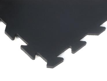 Bodenmatte Vollgummi Floral 10mm – Bild 2