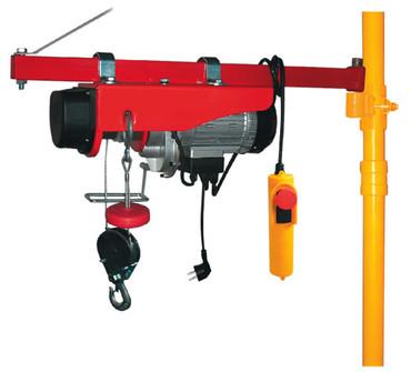 Seilwinde elektrisch, 600 kg (neue Norm) – Bild 1
