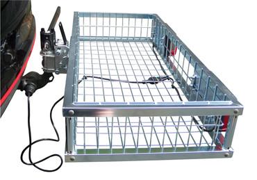 Heckträger 105cm x 45cm x 16cm, abklappbar – Bild 2