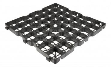 Rasengitter Paddockplatte 500x500x30mm – Bild 1