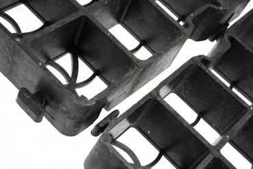 Kunststoff Rasengitter 500x500x50mm – Bild 4
