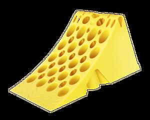 Hemmschuh aus Kunststoff | E53 | 467x198x225mm – Bild 1