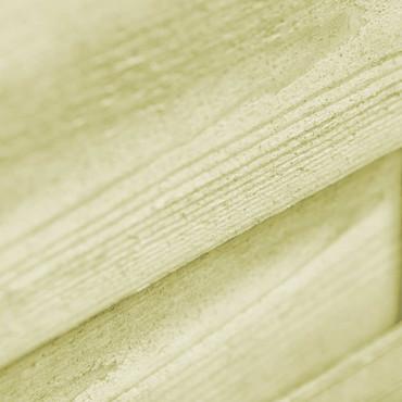 Gartentor Imprägniertes Kiefernholz 100 x 175 cm Grün  – Bild 3