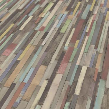 Egger Laminat Dielen 76,88 m² 7 mm Dimas Wood Bunt – Bild 3