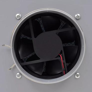 Airbrush Lackierkabine mit LED-Beleuchtung – Bild 2