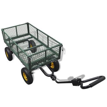 Garten Bollerwagen 350 kg Last – Bild 1
