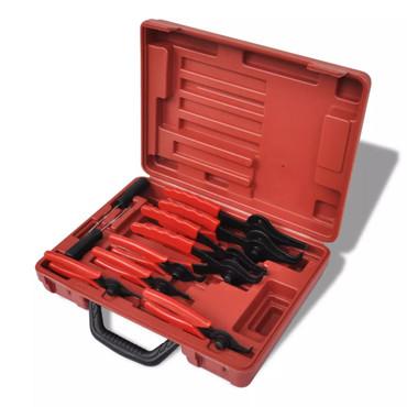 10TLG Seegeringzange Montagezange Seegering Zange – Bild 1