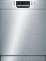 SMU46GS01E Silence Plus Geschirrspüler 60 cm Unterbaugerät - Edelstahl – Bild 1