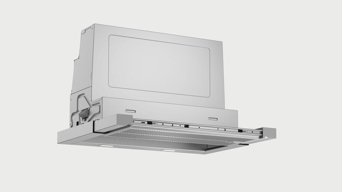 DFR067T50 Edelstahl 60 cm Flachschirmhaube – Bild 5