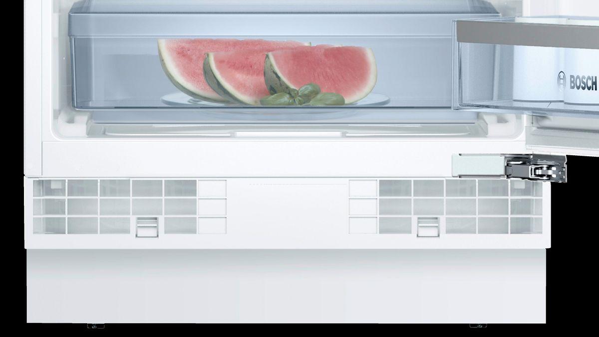 KUL15A65 Unterbau-Kühlschrank Flachscharnier, Profi-Türdämpfung – Bild 4