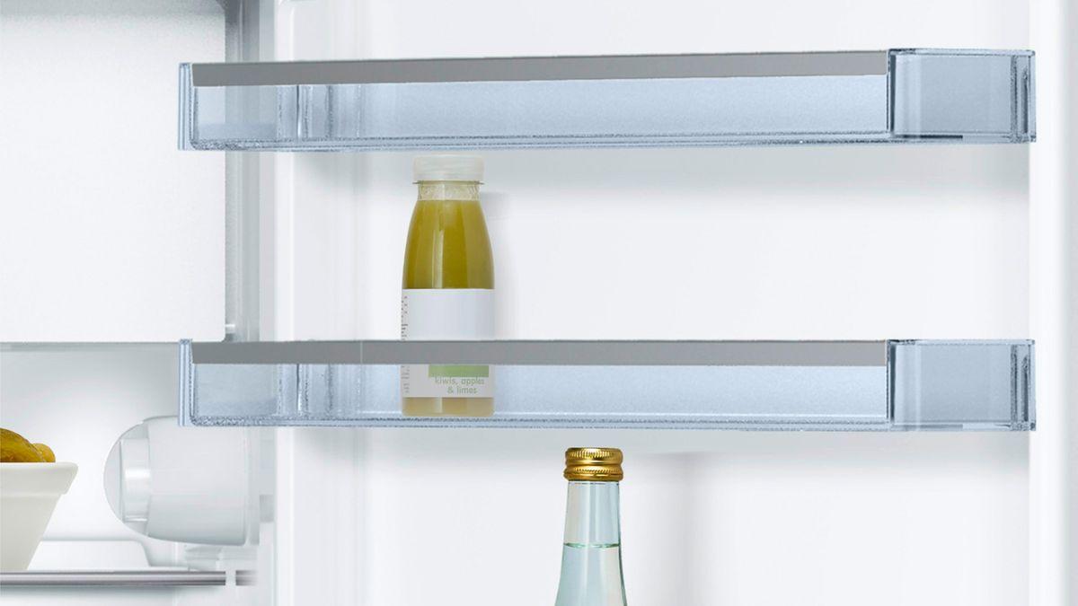 KUL15A65 Unterbau-Kühlschrank Flachscharnier, Profi-Türdämpfung – Bild 2