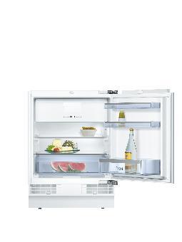 KUL15A65 Unterbau-Kühlschrank Flachscharnier, Profi-Türdämpfung