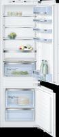KIS87AF30 Einbau-Kühl-/Gefrier-Kombination Flachscharnier