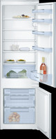 KIV38V20FF Einbau-Kühl-/Gefrier-Kombination Schleppscharnier
