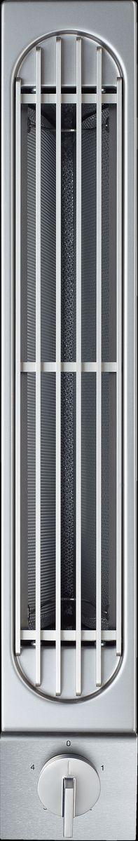 VL041115 Vario Muldenlüftung Serie 200 Edelstahl-Bedienblende Breite 8,5 cm Steuerelement Abluft-/Umluftbetrieb mit Gebläsebaustein AR 403/413 121 – Bild 1