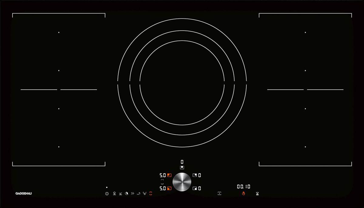 CI292100 Flex-Induktionskochfeld Serie 200 Rahmenlos Breite 90 cm – Bild 1