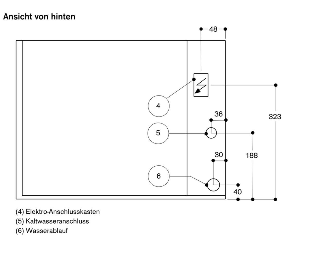 Gaggenau BS471111, Einbau-Kompaktdampfbackofen – Bild 7