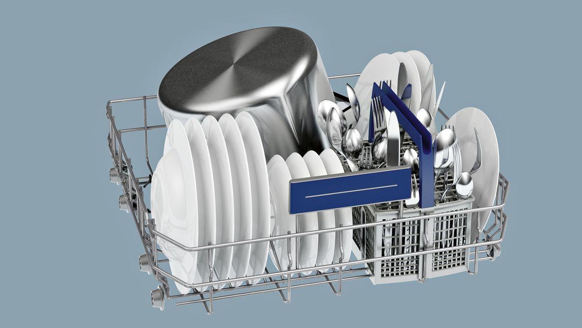 SN336M03IE Unterbaugerät - umbra speedMatic Geschirrspüler 60 cm Incl. Sockelblech – Bild 4
