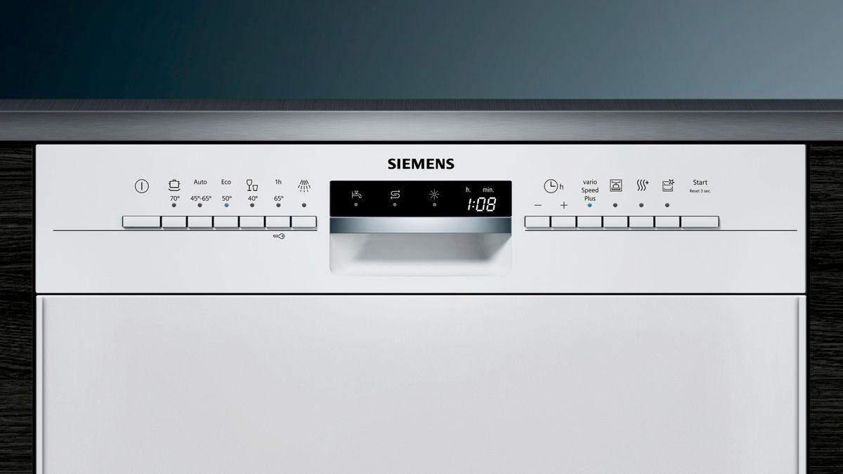 SN336W03IE Unterbaugerät - weiß speedMatic Geschirrspüler 60 cm Incl. Sockelblech – Bild 5