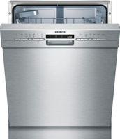 SN436S01CE Unterbaugerät - Edelstahl speedMatic Geschirrspüler 60 cm Inkl. Sockelblech