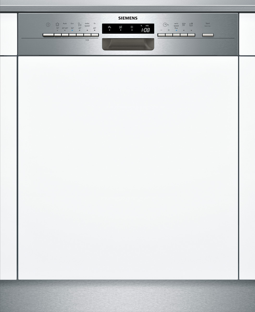 SN536S00KE Integrierbar - Edelstahl Geschirrspüler 60 cm Integrierbar