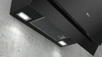 LC67JHM60 LC67JHM60 Schwarz Schwarz mit Glasschirm Wand-Esse, 60 cm