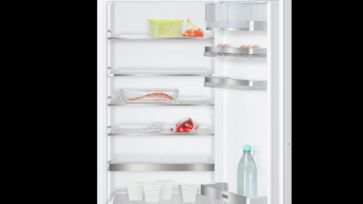 KI41RAD30 Einbau-Kühlautomat Flachscharnier-Technik, softEinzug mit Türdämpfung – Bild 2