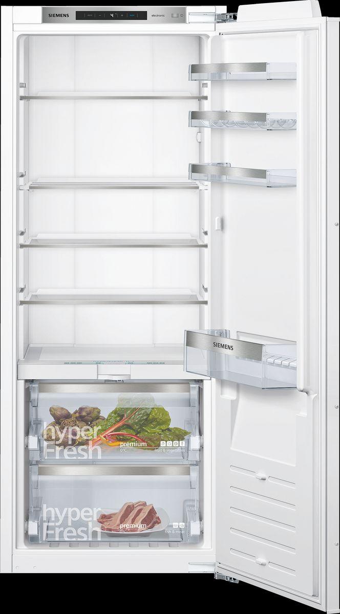 KI51FAD30 Einbau-Kühlautomat Flachscharnier-Technik, softEinzug mit Türdämpfung – Bild 4