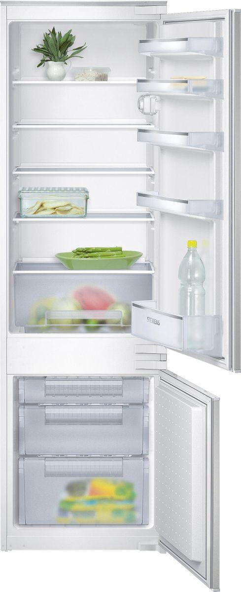 KI38VV20 Einbau-Kühl-Gefrier-Kombination Schlepptür – Bild 1