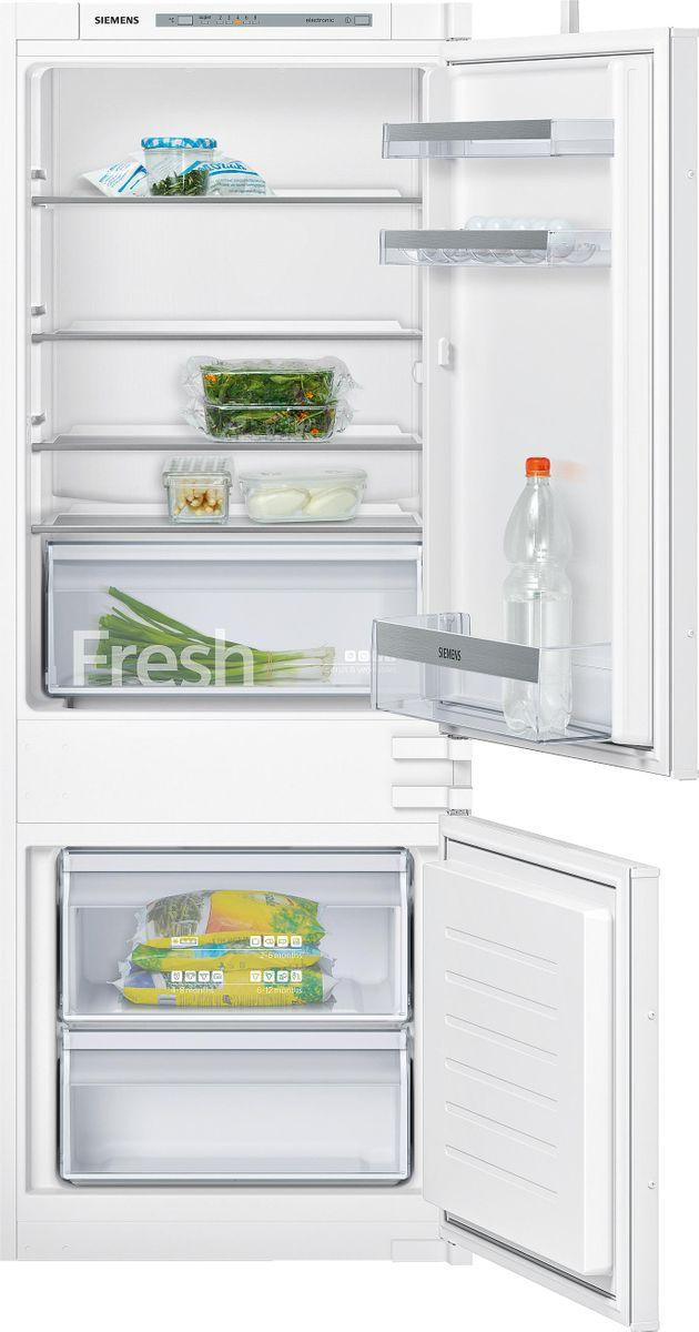 KI67VVS30 Einbau-Kühl-Gefrier-Kombination Schlepptür-Technik – Bild 1