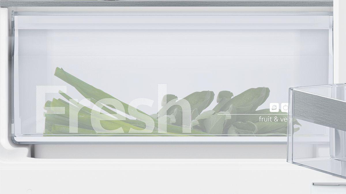 KI86VVF30 SmartCool Einbau-Kühl-Gefrier-Kombination Flachscharnier-Technik easy Installation – Bild 4