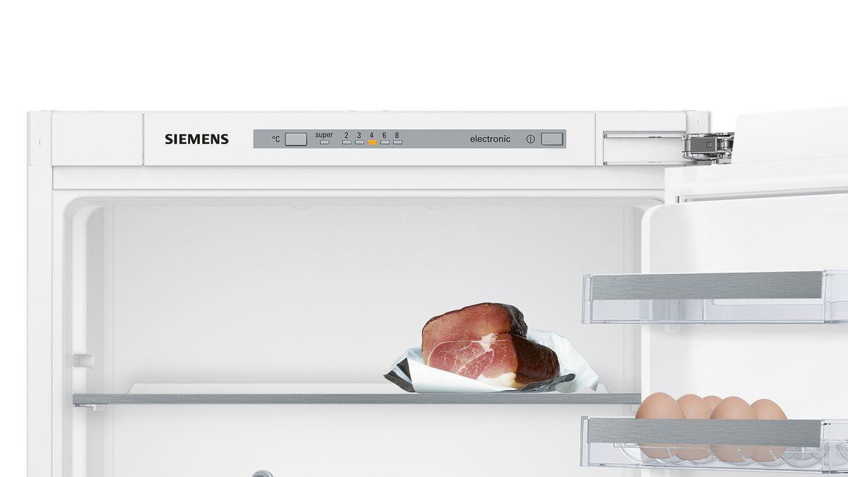 KI87VVF30 SmartCool Einbau-Kühl-Gefrier-Kombination Flachscharnier-Technik easy Installation – Bild 3