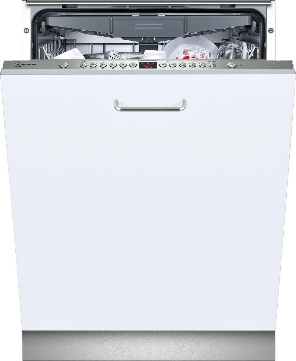 GX3600K - S523K60X0E  Geschirrspüler 60 cm Vollintegrierbar – Bild 1