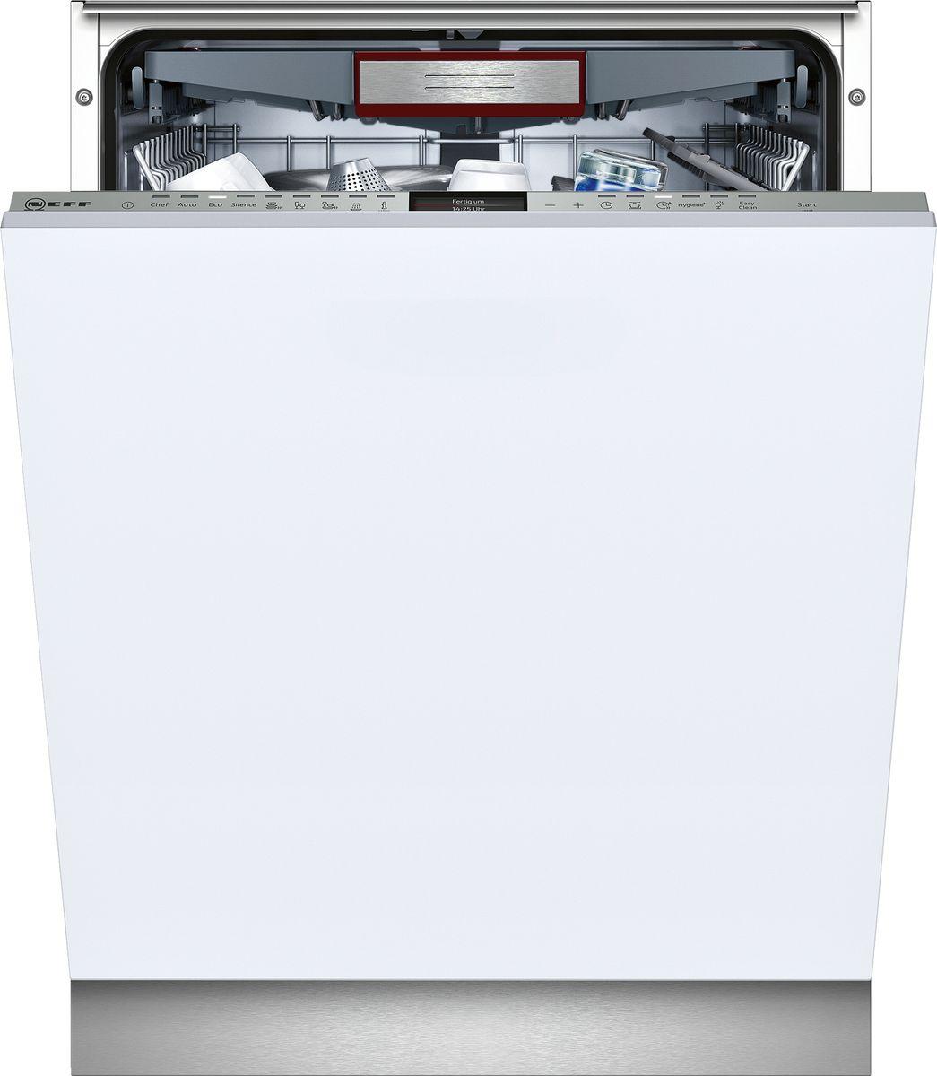 S716T80X1E - GV 6801 T VS Geschirrspüler 60 cm Vollintegrierbar mit VarioScharnier – Bild 1