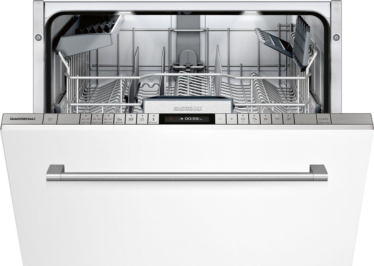 DF250161 Geschirrspüler Serie 200 Voll integrierbar Höhe 81.5 cm – Bild 1